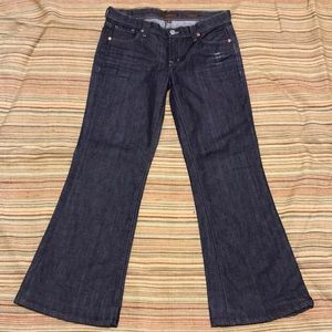 Fossil Flare Jeans sz 29